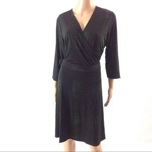 Stitch Fix Leota Womens Fit Flare Dress Belted New